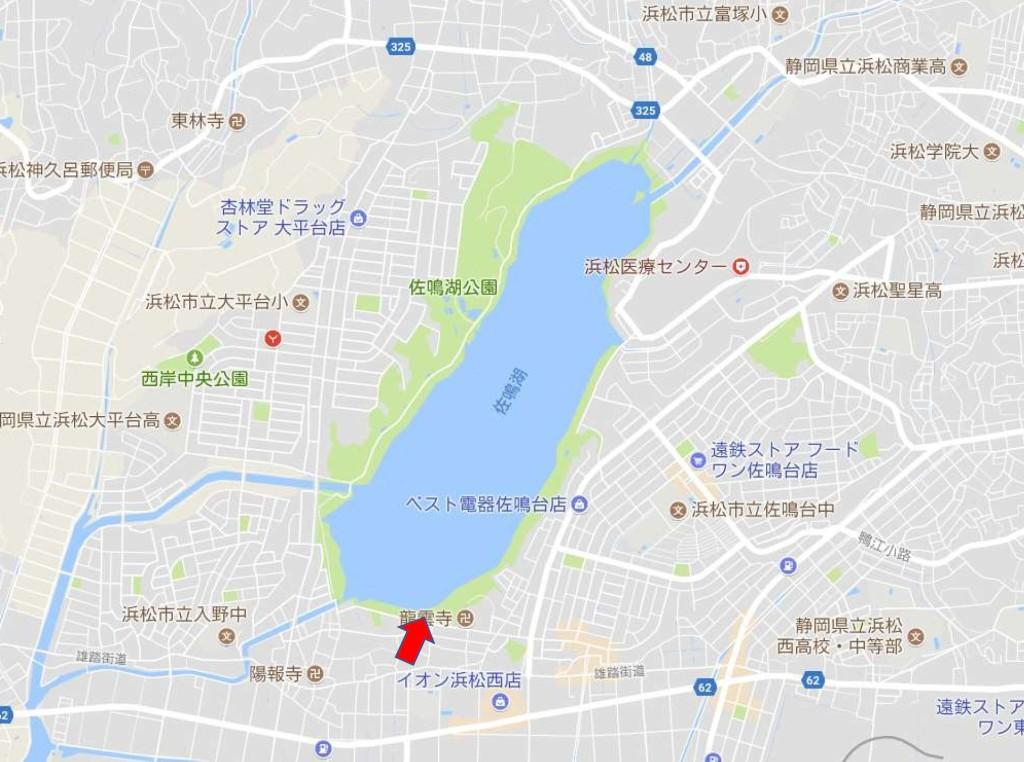 佐鳴湖map1