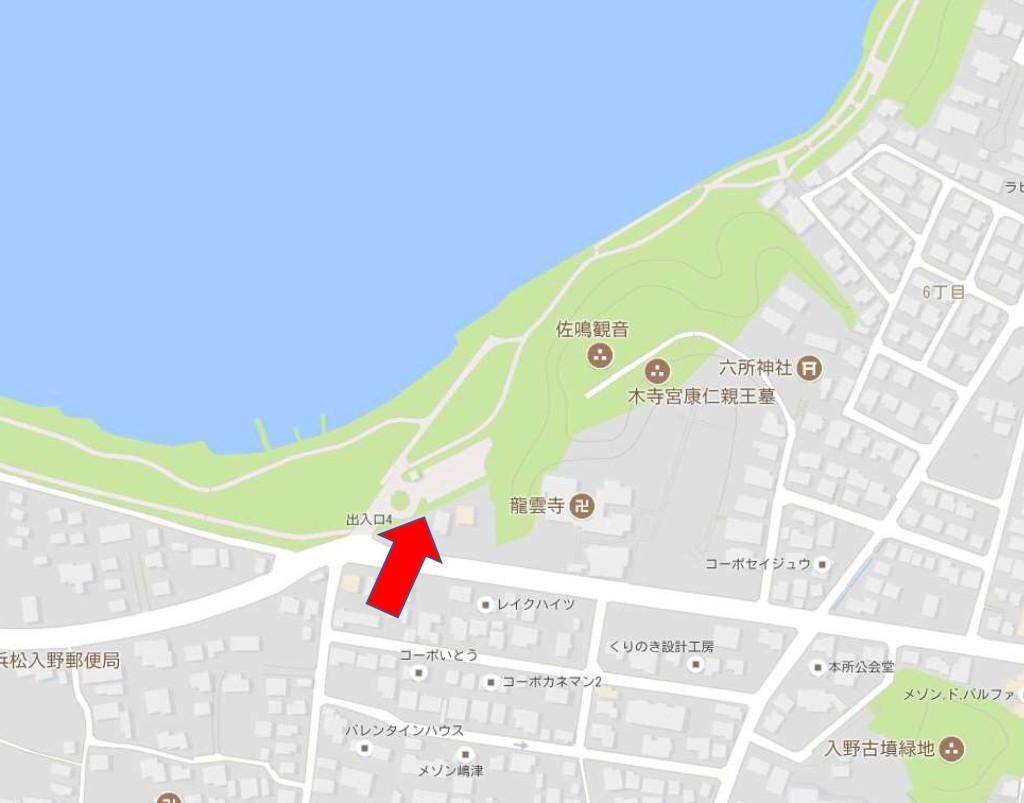 佐鳴湖map2